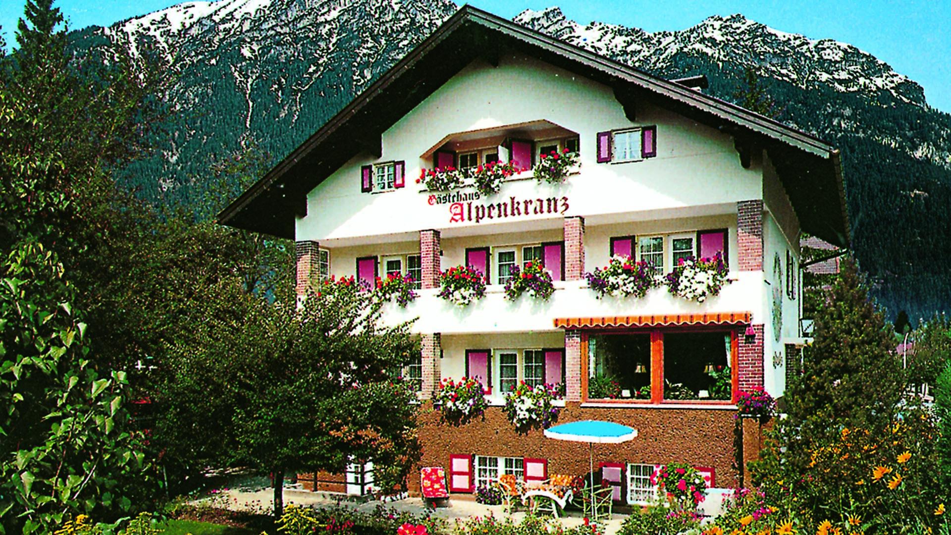 Gästehaus Alpenkranz