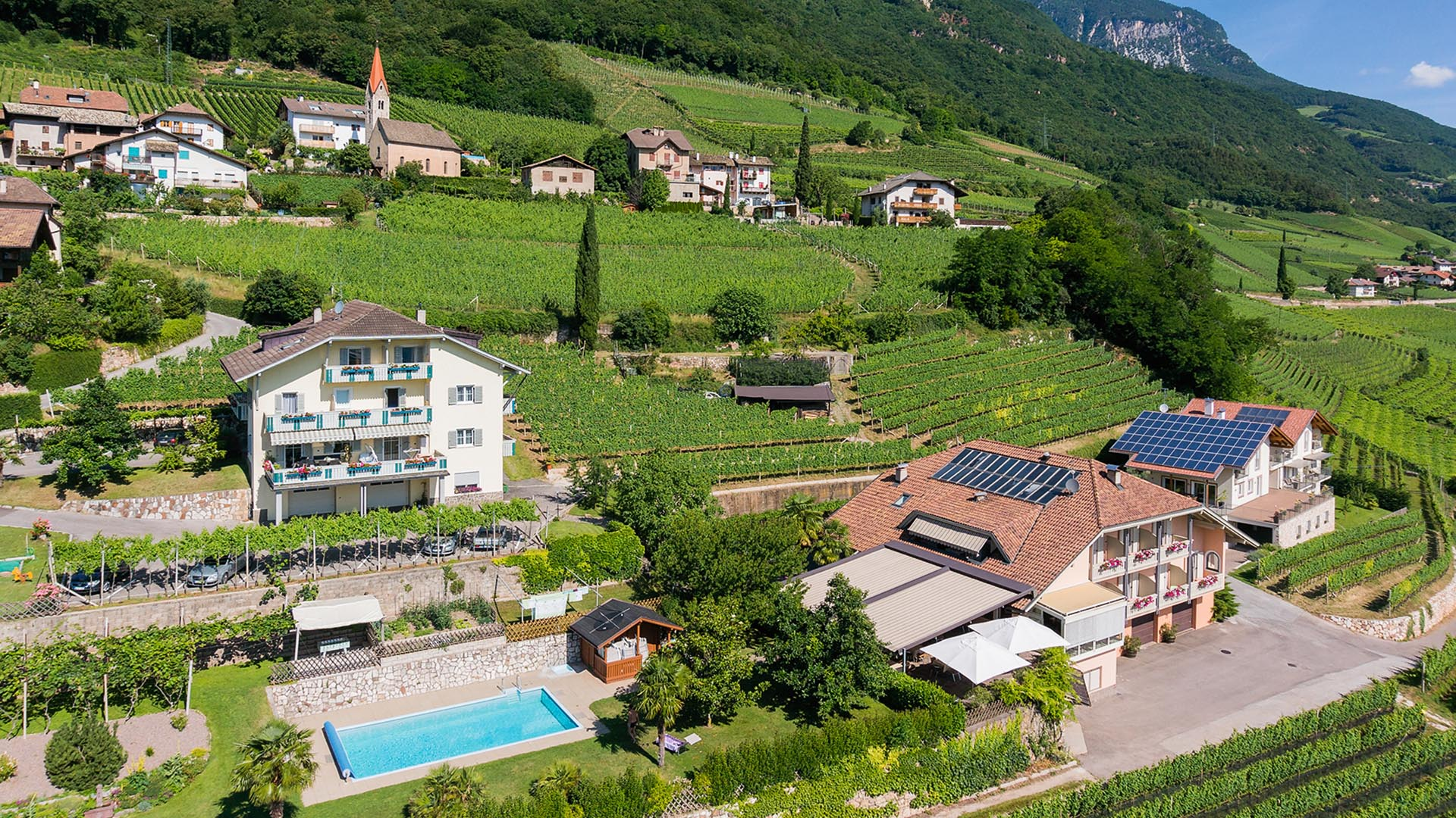 Hotels In Tramin Italien